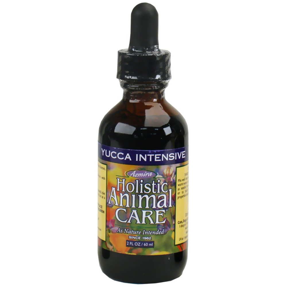 Azmira Holistic Animal Care Yucca Intensive (2 oz) im test