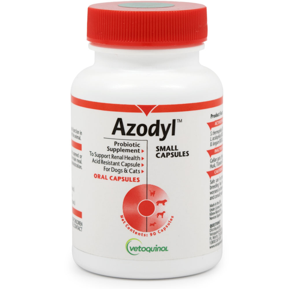 Azodyl Small Caps (90 count) im test