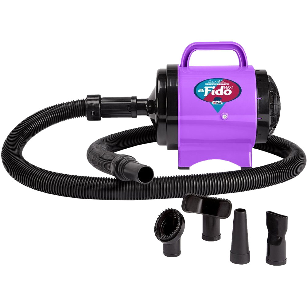 B-Air Fido Max 1 Dog Dryer - Purple from Entirely Pets