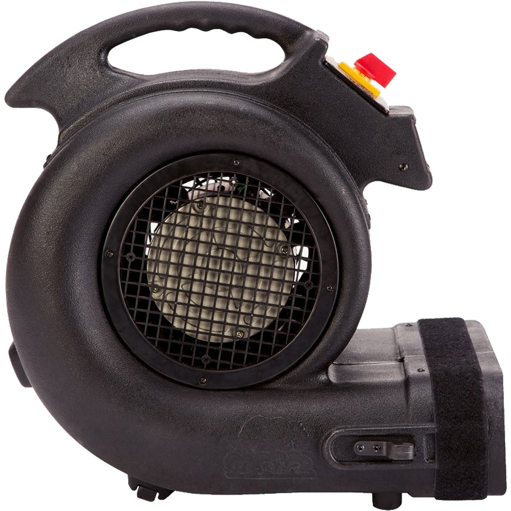 B-AIR-GRIZZLY-CAGE-DRYER-BLACK