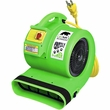 B-Air Grizzly 3 Speeds Multi Cage Dryer - Green