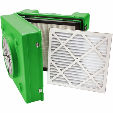 B-AIR-AIR-SCRUBBER-GREEN