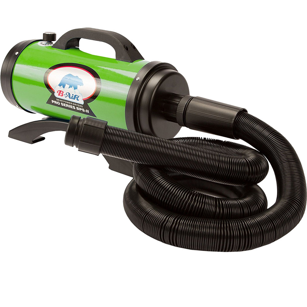 B-AIR-PROFESSIONAL-PET-DRYER-GREEN