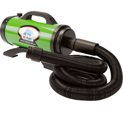 B-Air Variable Speed Professional Pet Dryer - Green