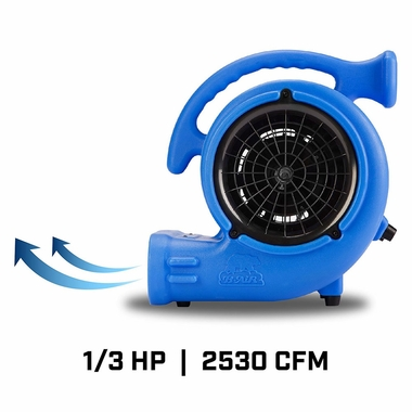 B-AIR-VENT-CAGE-DRYER-BLUE