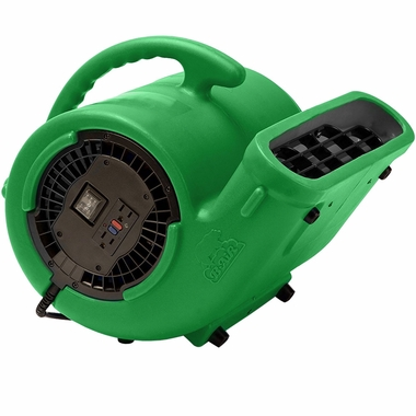 B-AIR-VENT-CAGE-DRYER-GREEN