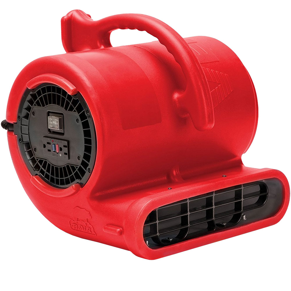B-AIR-VENT-DRYER-RED