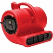 B-Air Vent 2 Speeds Multi Cage Dryer (Red)