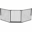 "BabyDan Flex Gate Black - Large (35.4""-87.8"")"