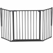 "BabyDan Flex Gate Black - Medium (35.4""-57.5"")"