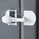 BabyDan Safety Fridge/Appliance Latch (2 Piece)