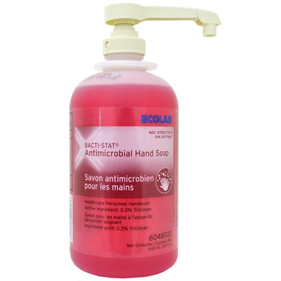 Bacti-Stat Antimicrobial Hand Soap (18 oz)