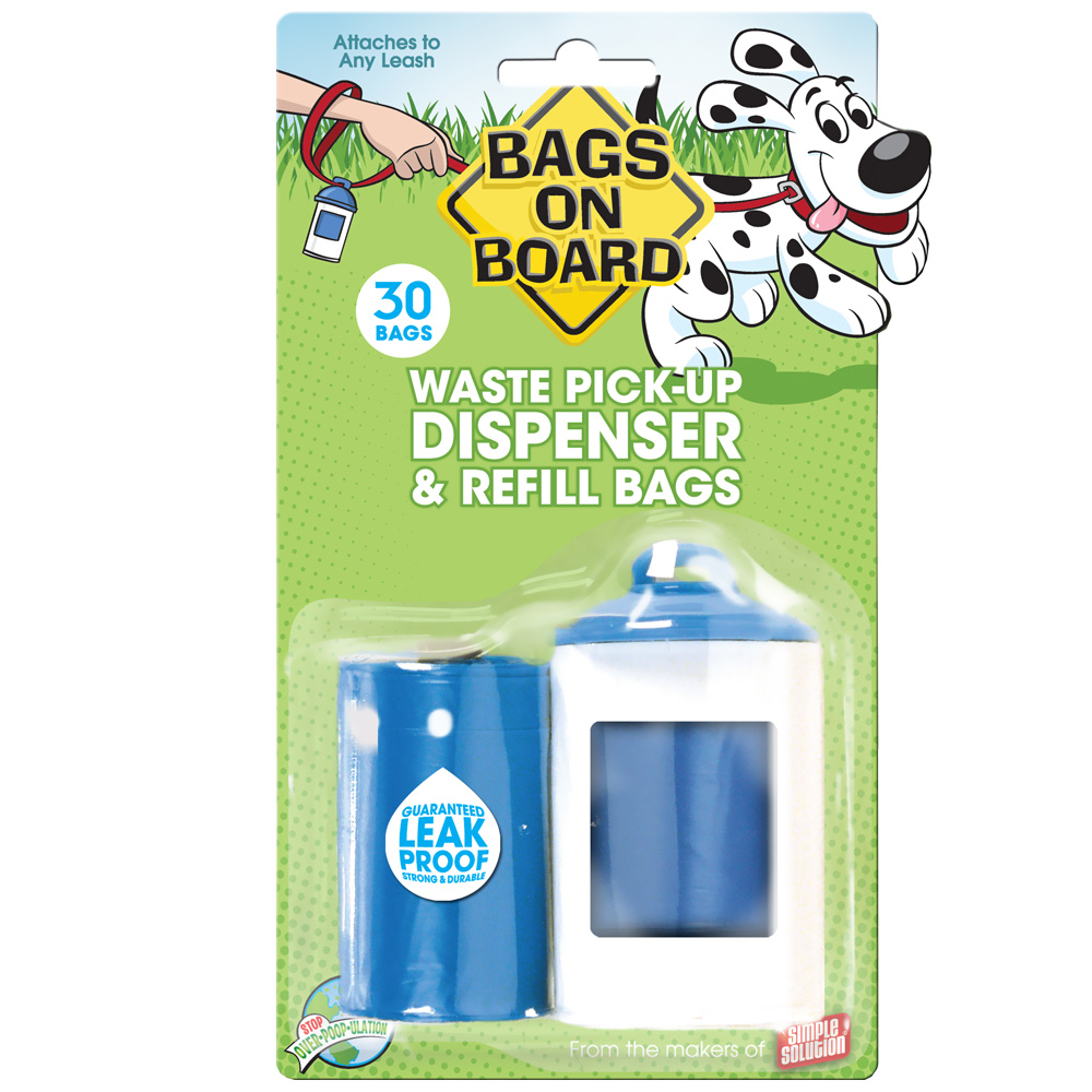 Bags on Board Original Dispenser - (30 bags) im test