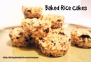 Baked Rice Cakes Recipe For Dogs