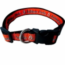 Baltimore Orioles Collar - Ribbon (Large)
