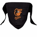 Baltimore Orioles Dog Bandana - Large