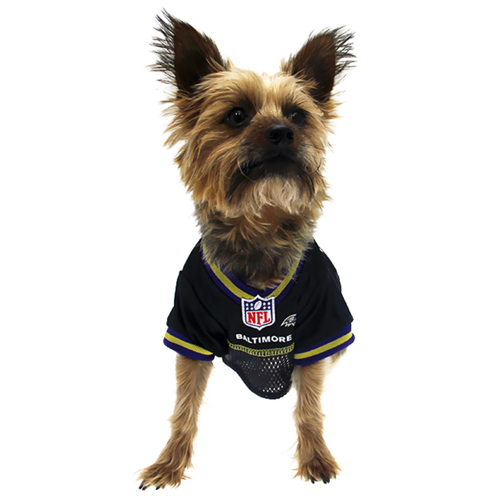 Baltimore Ravens Dog Jersey XSmall  for sale
