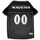 Baltimore Ravens Dog Jerseys