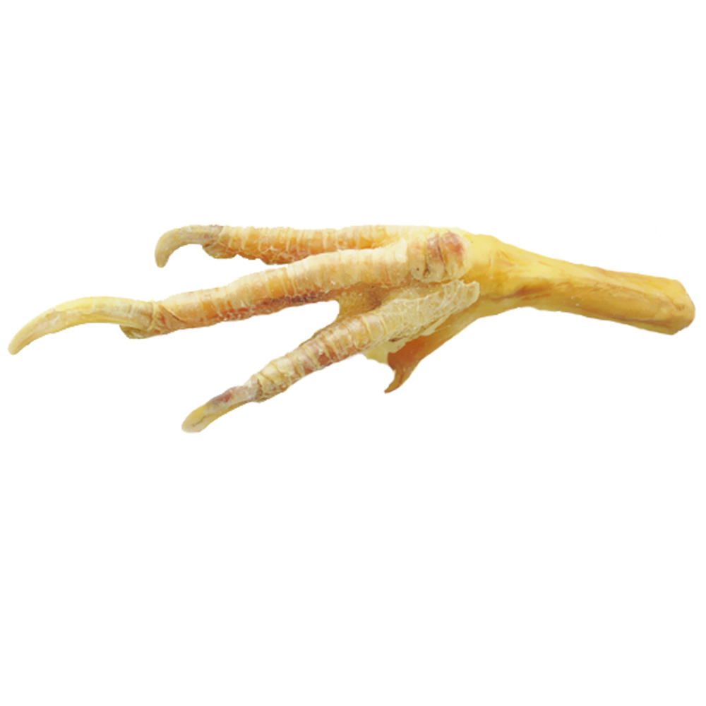 Barkworthies Bulk Chicken Feet - Single im test