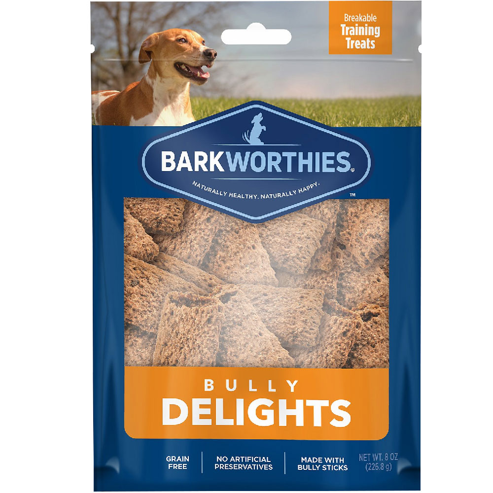Barkworthies Bully Delights (8 oz.) im test