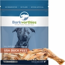 Barkworthies Duck Feet (10 Pack)