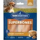 Barkworthies SuperBone Ancient Grain with Peanut Butter - Mini (12-Pack)