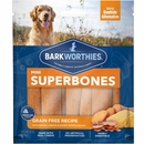 Barkworthies SuperBone Grain Free with Bacon, Cheese, & Sweet Potato - Mini (12-Pack)