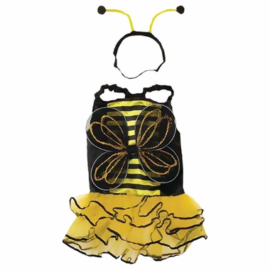 CASUAL-CANINE-BEE-MINE-COSTUME-YELLOW-SMALL
