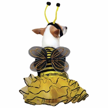 CASUAL-CANINE-BEE-MINE-COSTUME-YELLOW-XSMALL
