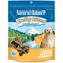 Belly Bites Duck & Legume Dog Treats (6 oz)