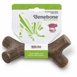 Benebone Bacon Stick Dog Chew Toy Small