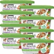 Beneful Chopped Blends - Lamb, Brown Rice, Carrots, Tomatoes & Spinach Wet Dog Food (8x10 oz)