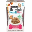 Beneful IncrediBites for Small Dogs - Salmon, Tomatoes, Carrots & Wild Rice Canned Dog Food (3x3 oz)