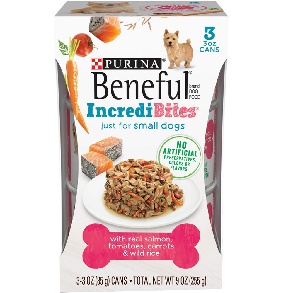 BENEFUL-INCREDIBITES-SMALL-DOGS-SALMON-DOG-FOOD-3X3OZ