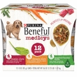 Beneful Medley Variety Pack - Mediterranean, Romana, Tuscan Canned Dog food (12x3 oz)