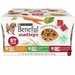 Beneful Medley Variety Pack - Mediterranean, Romana, Tuscan Canned Dog food (27x3 oz)