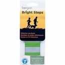 Bergan Bright Steps Reflective Leg Bands - Small Green