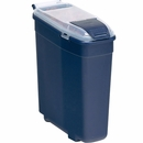 "Bergan Pet Food Smart Storage - Small Blue (14"" x 6"" x 14"")"