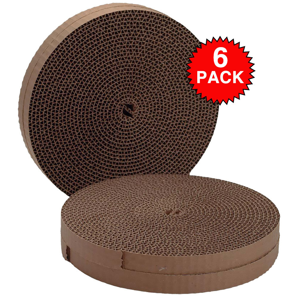 Bergan Turbo Scratcher Replacement Pads (6-Pack) im test