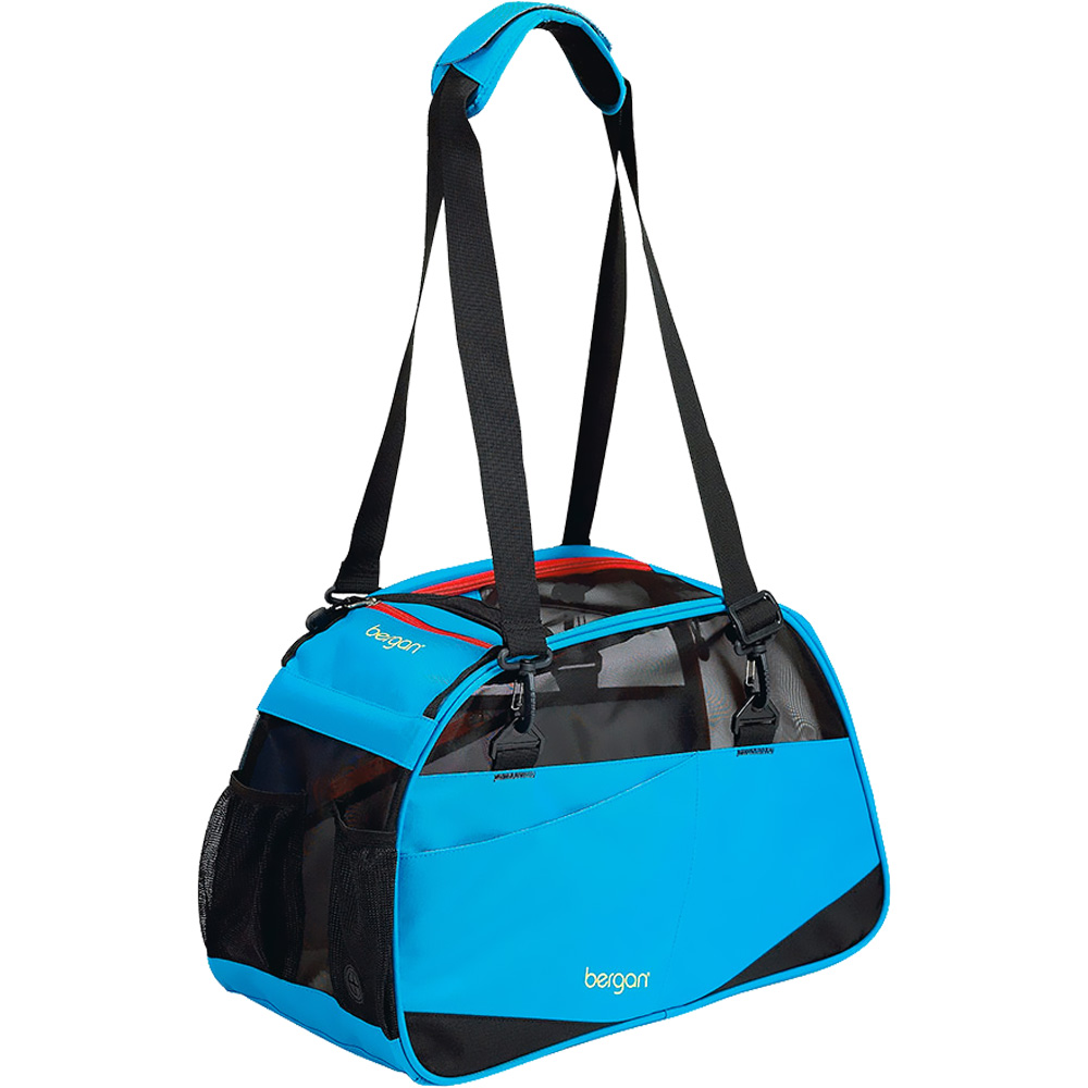 Bergan Voyager Pet Carrier Small Bright Blue
