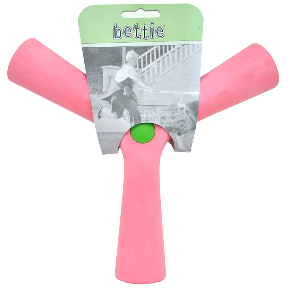 Bettie Fetch Toy Feisty Fuchsia (Pink) - (Large) im test