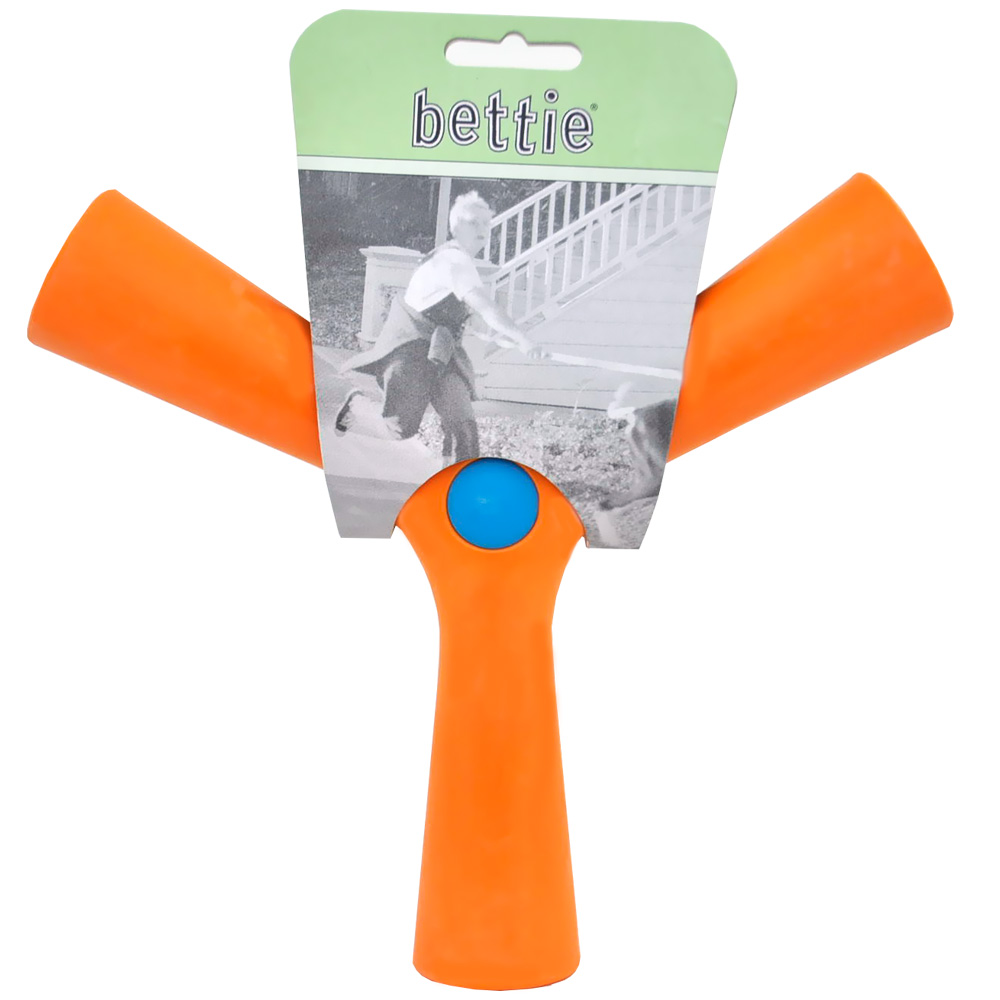 Bettie Fetch Toy Slobber and Spice (Large) im test
