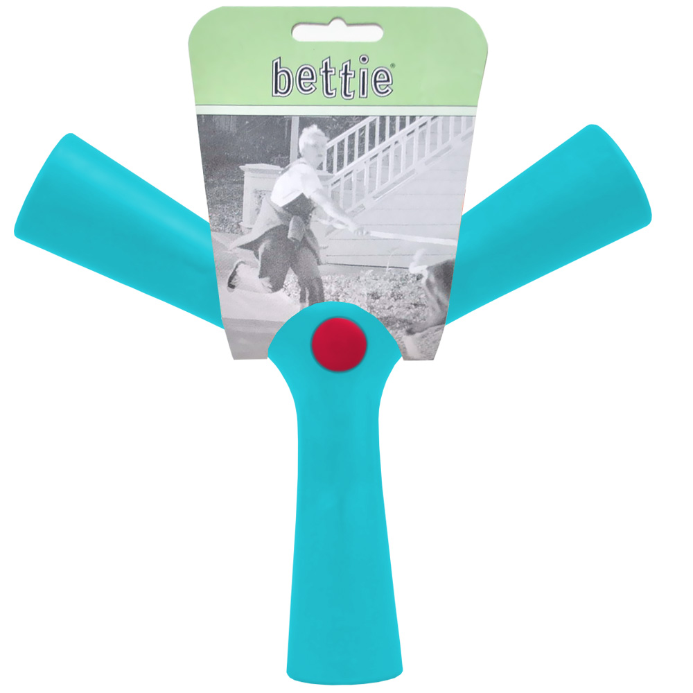 Bettie Fetch Toy Tail Waggin Teal (Large) im test