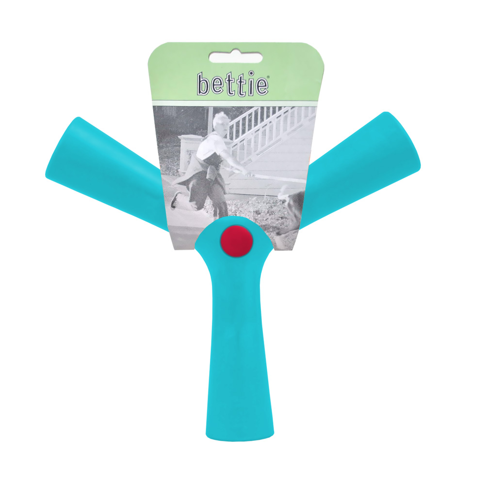 Bettie Fetch Toy Tail Waggin Teal Blue - (Small) im test