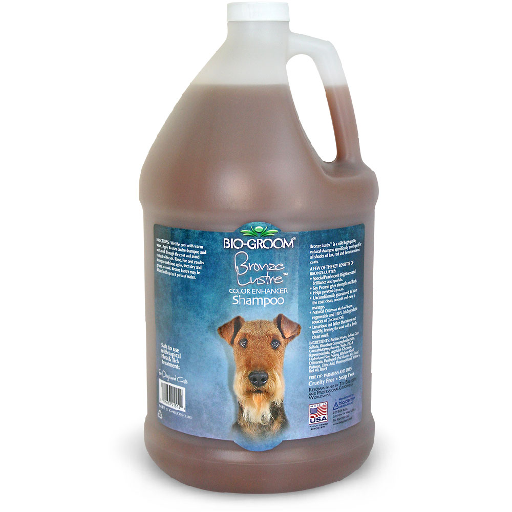 Image of Bio-Groom Bronze Lustre Shampoo (1 Gallon)