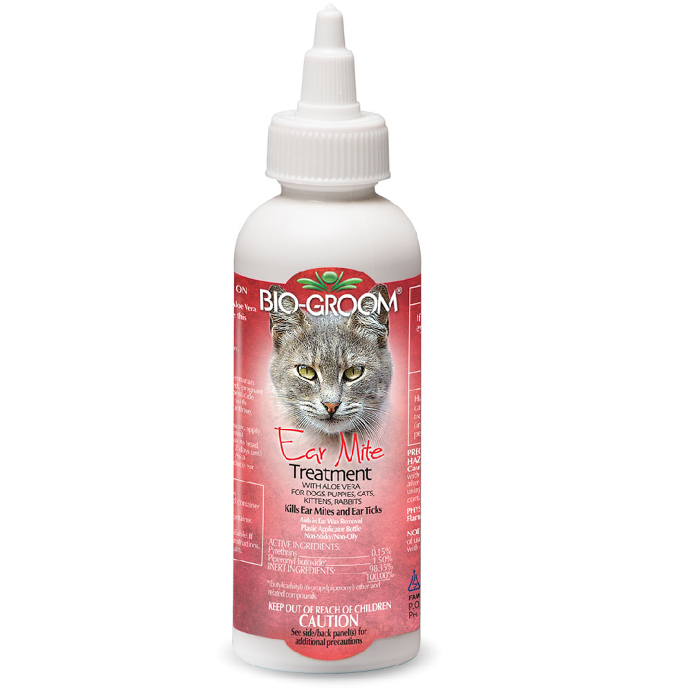 Image of Bio-Groom Ear Mite Treatment ( 4 fl oz)