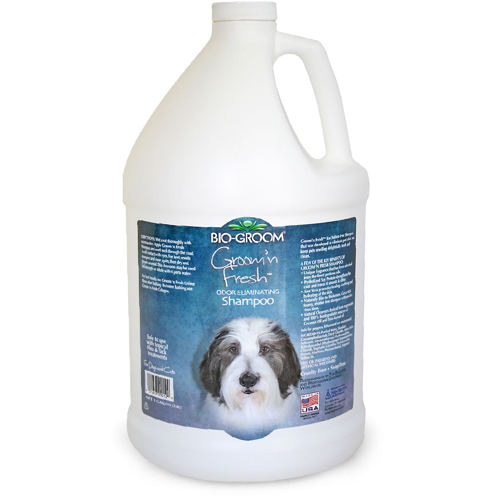 Image of Bio-Groom Groom 'N Fresh Shampoo (1 Gallon)