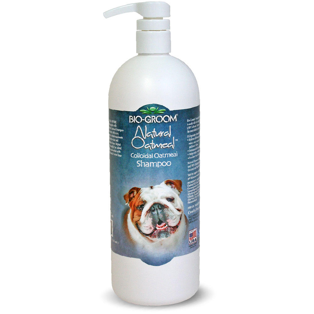 Image of Bio-Groom Natural Oatmeal Anti-Itch Shampoo (32 fl oz)