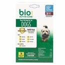 Bio Spot Active Care Flea & Tick Spot On Refill - Small Dogs (3 Months)