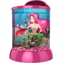 "BioBubble 3D Background for AquaTerra 1 - Gallon Pink (7.5"" x 7.5"" x 10"")"